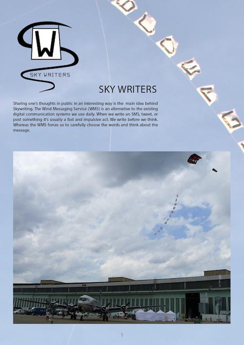Sky Writers