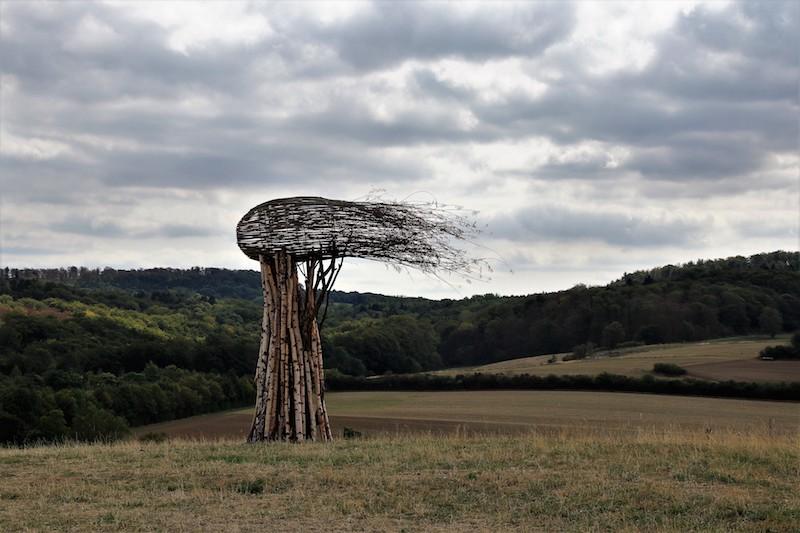 Cloud Tree / Foto: Heidi Preiss