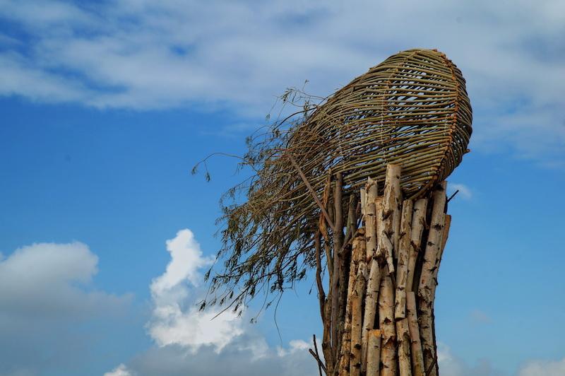 Cloud Tree / Foto: Volker Siesenop