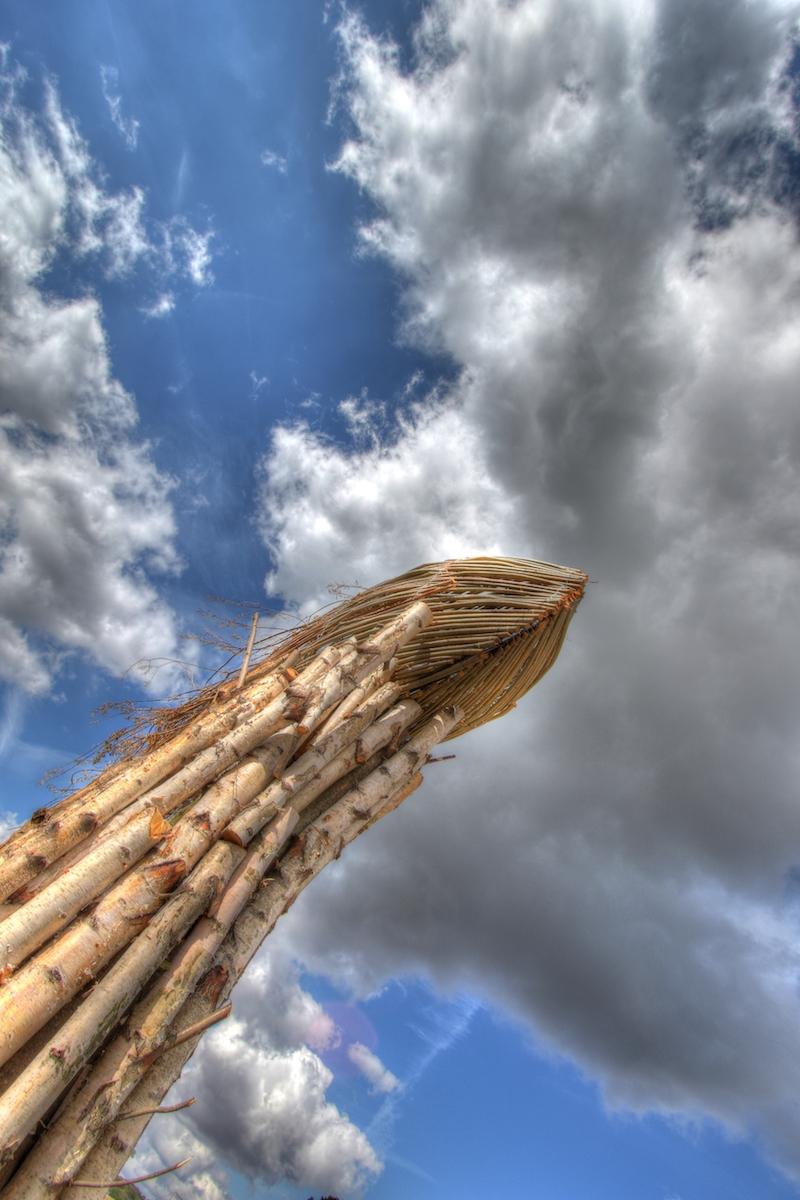 Cloud Tree / Foto: Uwe Thon