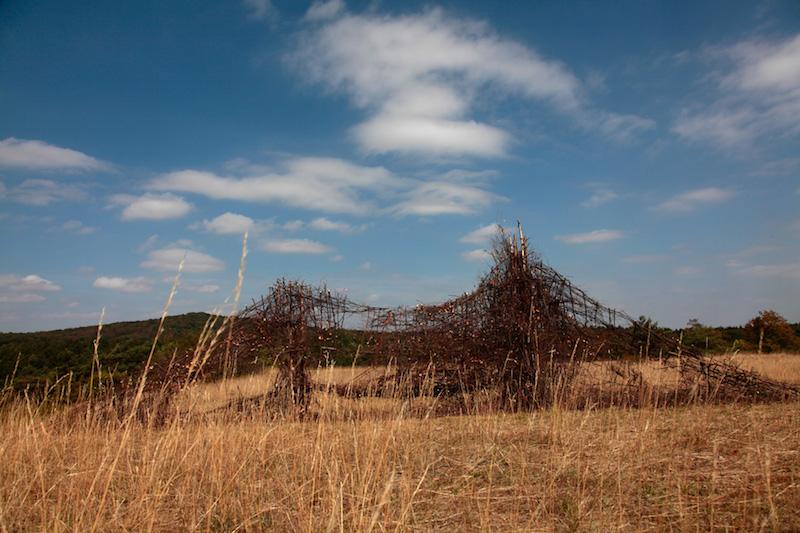 The suspension bridge in the cloud / Foto: Marc Limousin