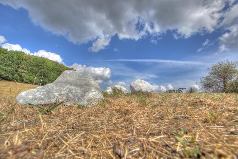 Auf Wolke 7 / Foto: Uwe Thon