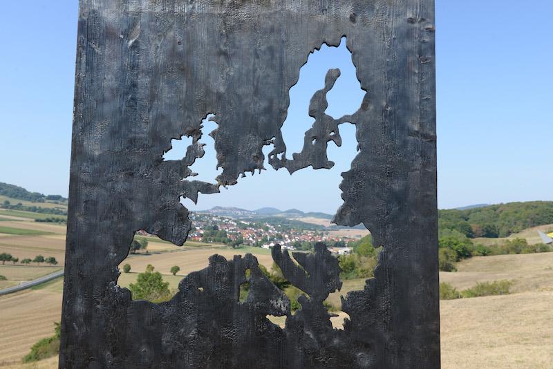 Shou-sugi-ban Europa / Foto: Joachim Römer