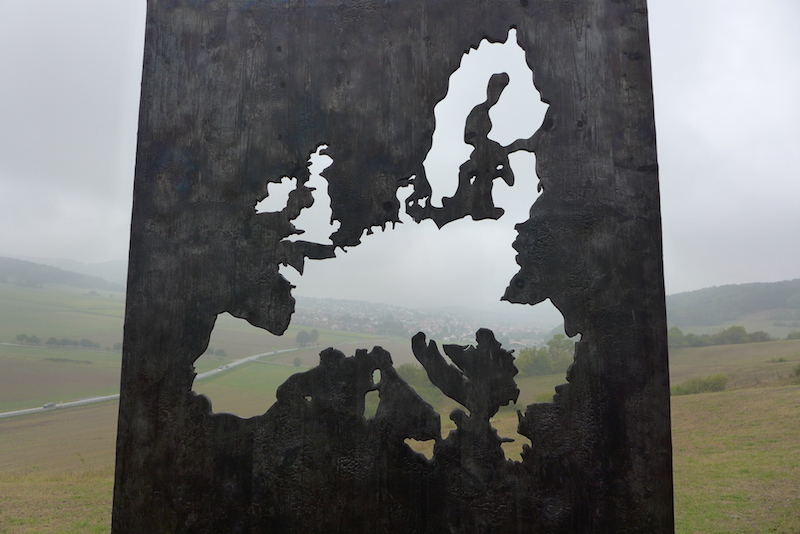 Shou-sugi-ban Europa / Foto: Winfried Junker-Schönfelder