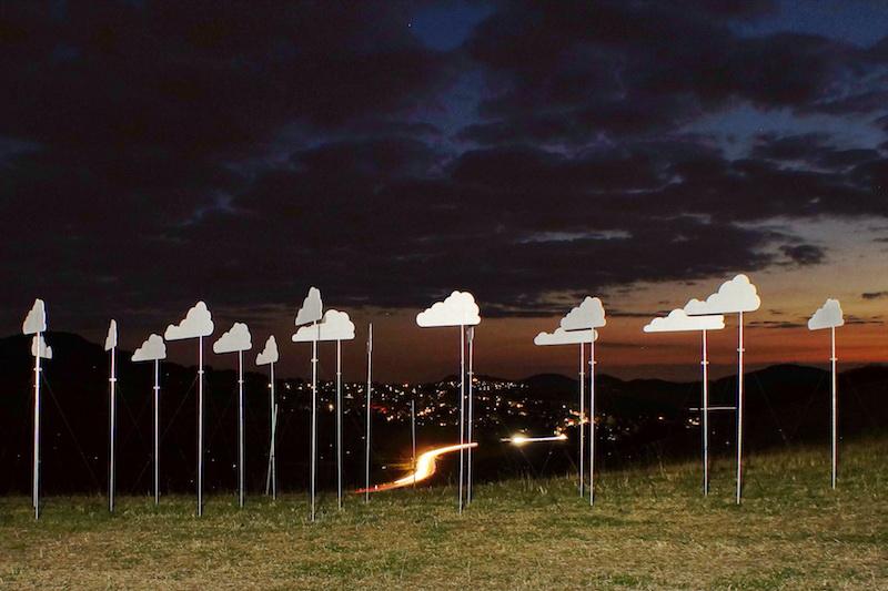 Wolken-Ballett G19 / Foto: Volker Siesenhop