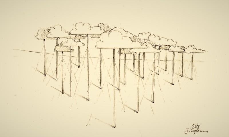 Wolken-Ballett G19