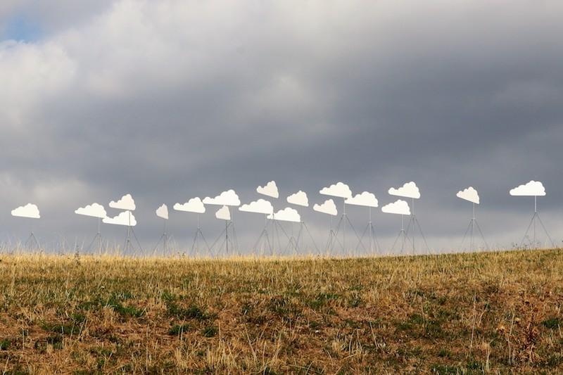Wolken-Ballett G19 / Foto: Heidi Preiß