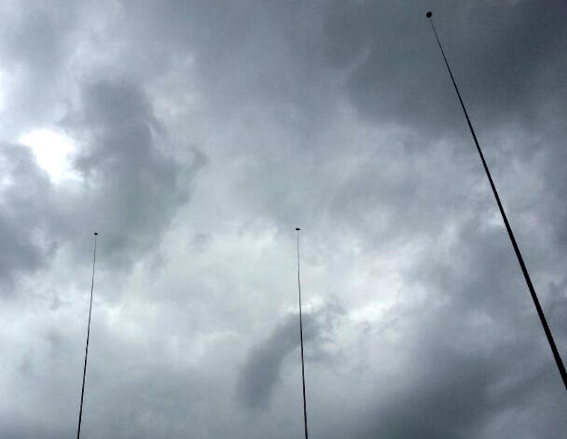 Cloudscratching 2 / Foto: Wolfgang Meyer