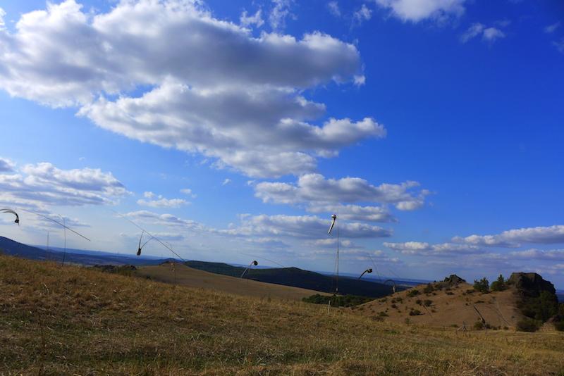 Wolkenfuge / Foto: Winfried Junker-Schönfelder