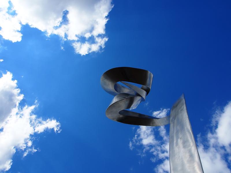 Growing Cloud / Foto: Gabriele Nippel