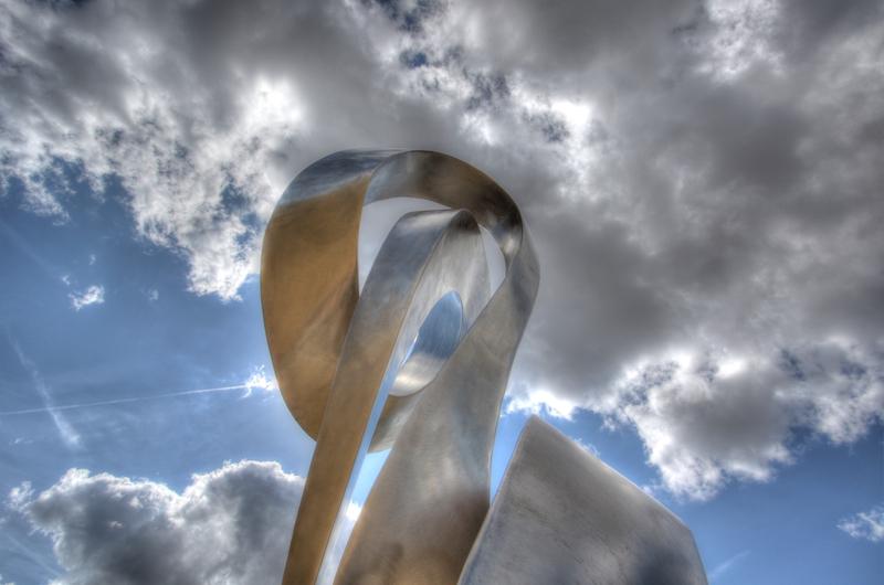 Growing Cloud / Foto: Uwe Thon