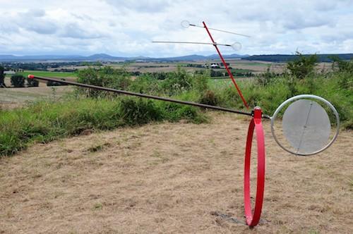 Gelassenheitsgenerator am Ring / Foto. Wigand Bürgener