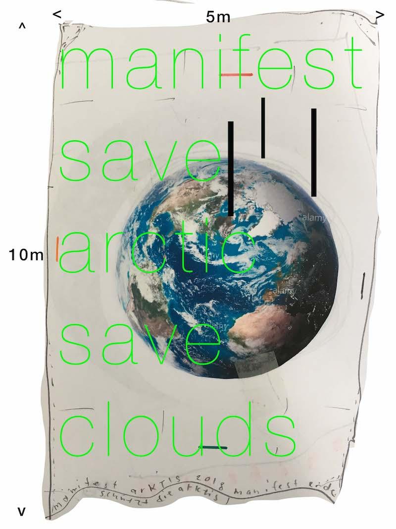 #save arctic save clouds