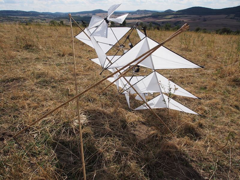 Musical Kites : Sounds From The Clouds / Foto: Gabriele Nippel
