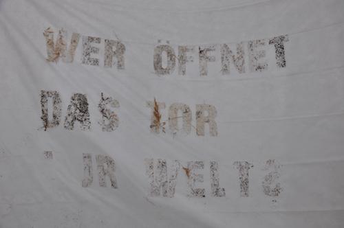 Die Antwort weiß nur der Wind 1-8 / Foto: Monika Steiner