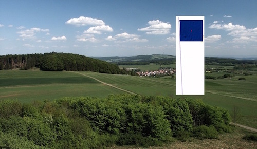 Kinetic Flag Antipodia 51° 10` 25.2``S 171°12`06,1``W