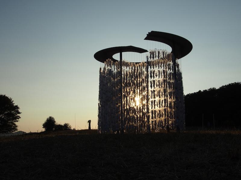 Datenwolke, gestrandet / Foto: Gabriele Nippal