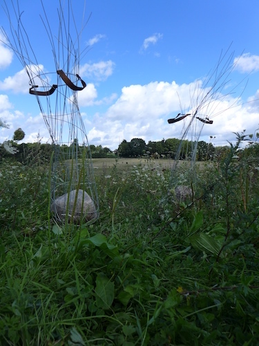 3 stone baskets / Foto: Winfried Junker-Schönfelder