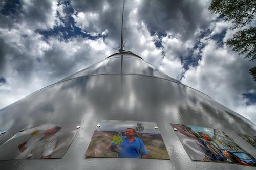 Wind machen / Foto: Uwe Thon
