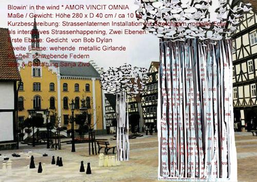 Blowing in the Wind, amor vincit omnia
