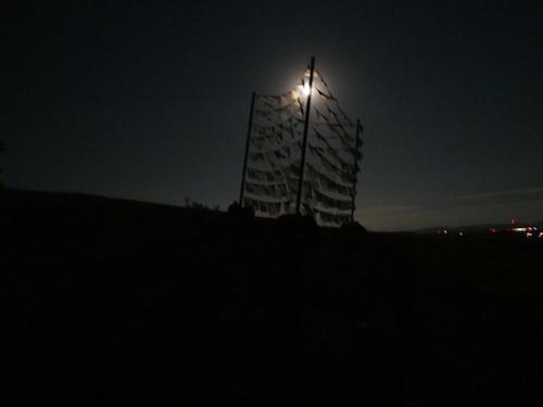 Wind tower - Barjeel / Foto: Gabriele Nippel