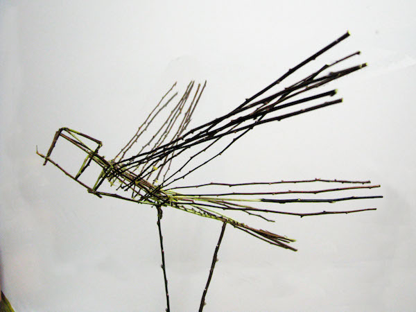 Dragon-fly modell