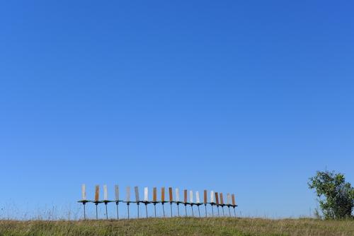 horizontale Vibrationen / Foto: Reta Reinl